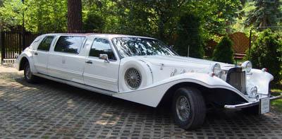 limuzyna warszawa