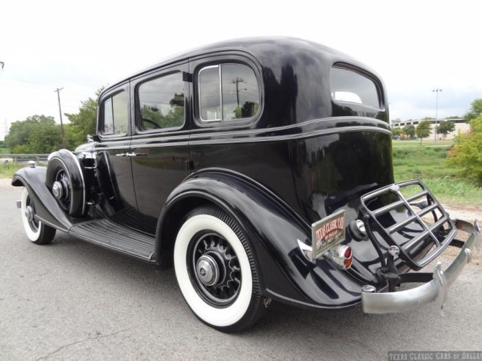 buick 1933 wynajem