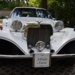 auto do ślubu warszawa
