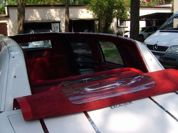 wypożyczalnia limuzyn warszawa