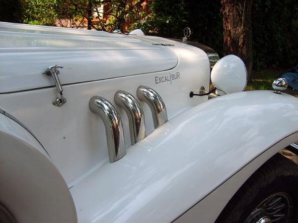 samochód na ślub warszawa