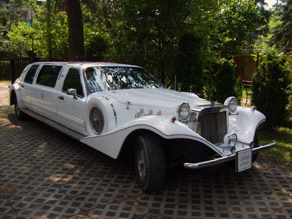 limuzyny warszawa